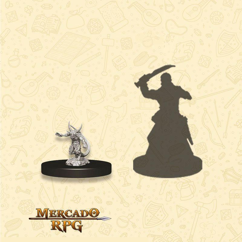Quasit - Miniatura RPG  - Mercado RPG