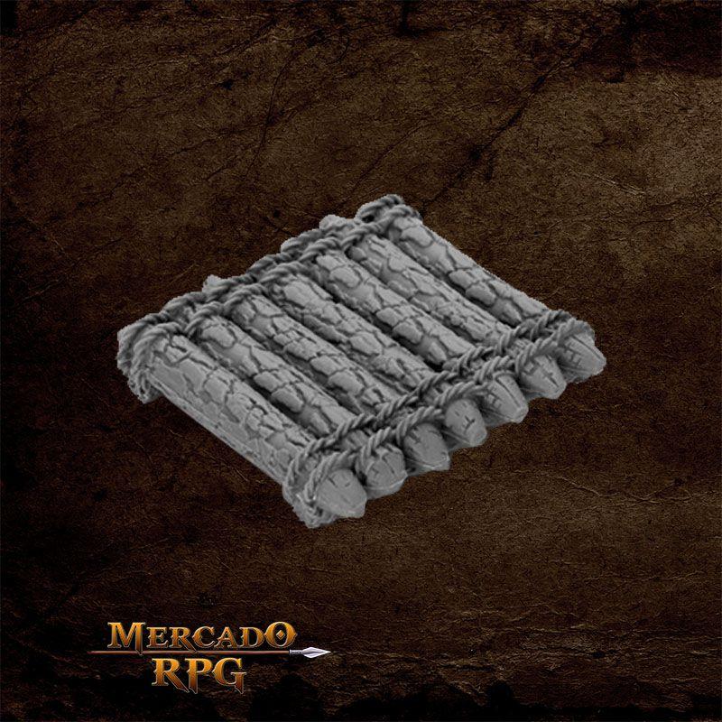 Raft - Miniatura RPG