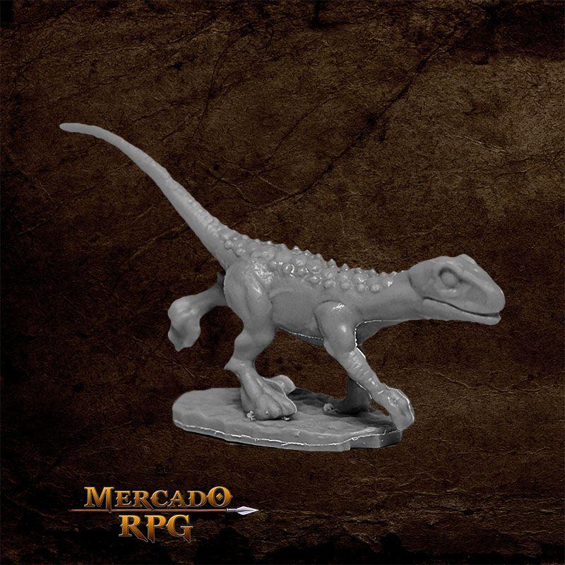 Raptor Hunting C - Miniatura RPG