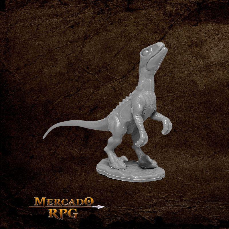 Raptor Hunting E - Miniatura RPG