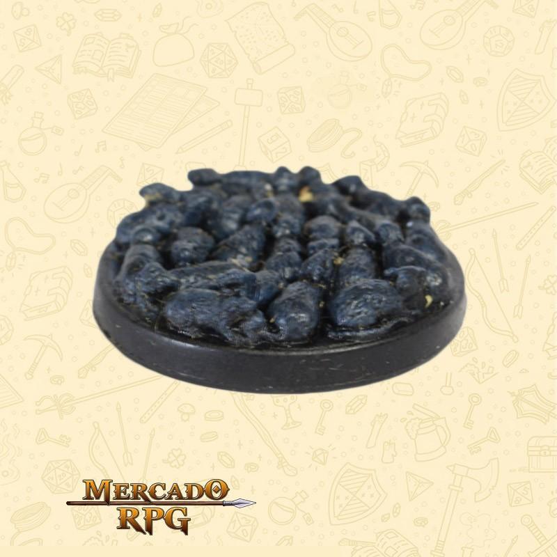 Rat Swarm - Miniatura D&D - RPG