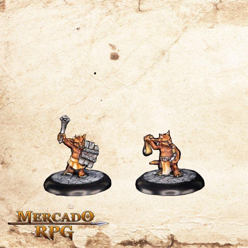 Ratpelt Kobolds - Miniatura RPG