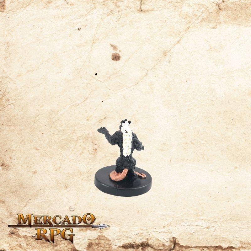 Ravenous Dire Rat - Sem carta  - Mercado RPG