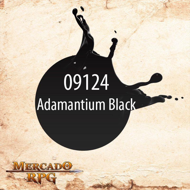 Reaper MSP Adamantium Black 9124