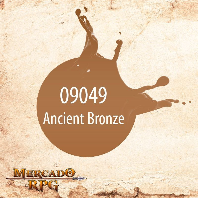 Reaper MSP Ancient Bronze 9049
