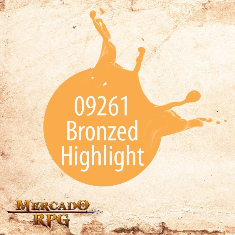 Reaper MSP Bronzed Highlight 9261  - Mercado RPG