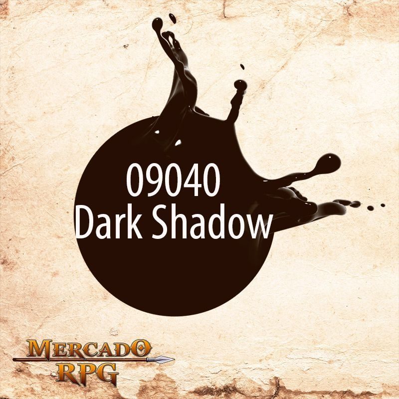 Reaper MSP Dark Shadow 9040  - Mercado RPG