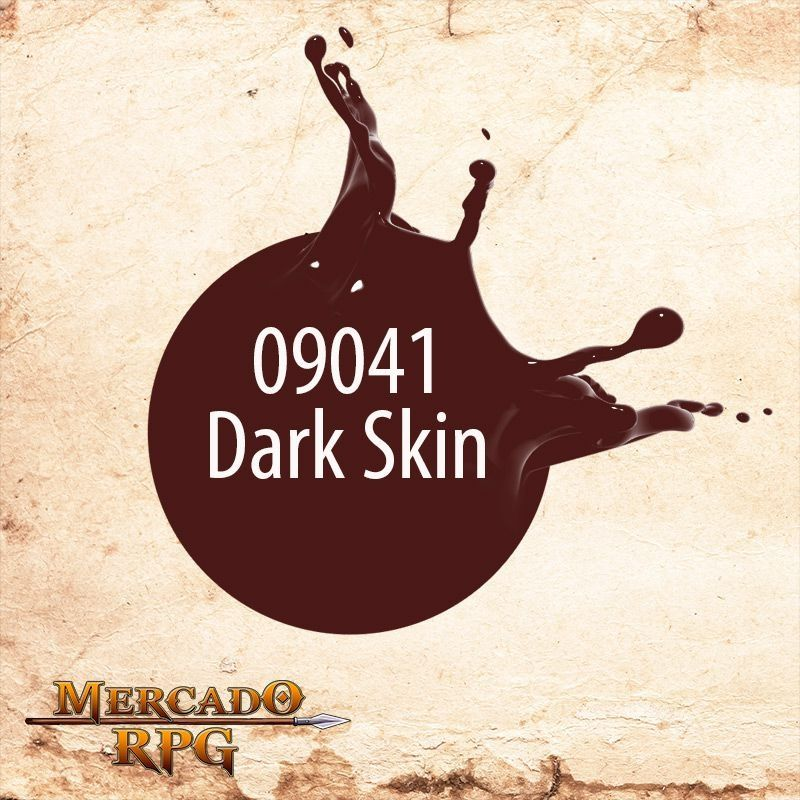 Reaper MSP Dark Skin 9041  - Mercado RPG