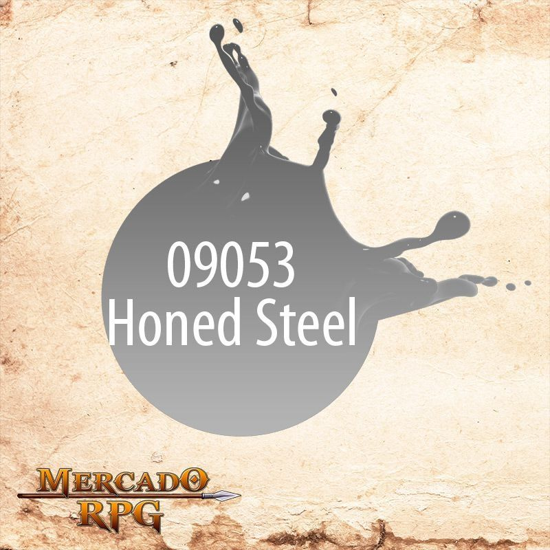 Reaper MSP Honed Steel 9053  - Mercado RPG