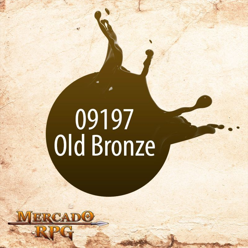Reaper MSP Old Bronze 9197