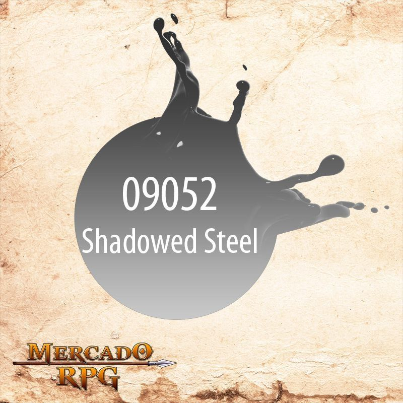 Reaper MSP Shadows Steel 9052  - Mercado RPG