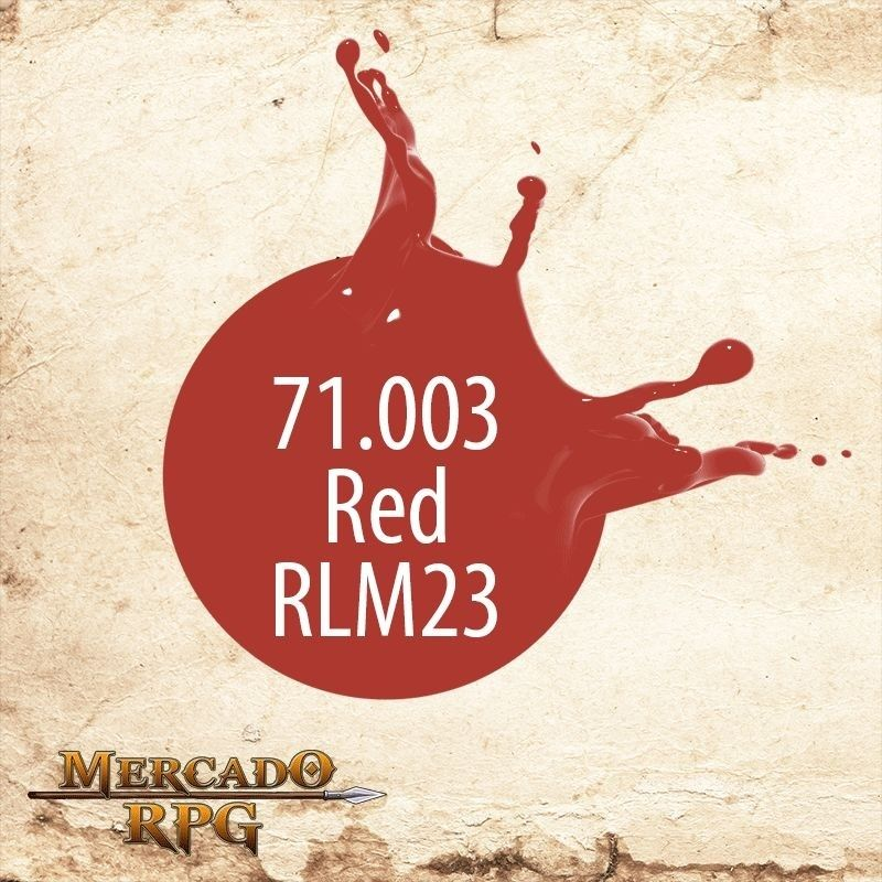 Red RLM23 71.003  - Mercado RPG