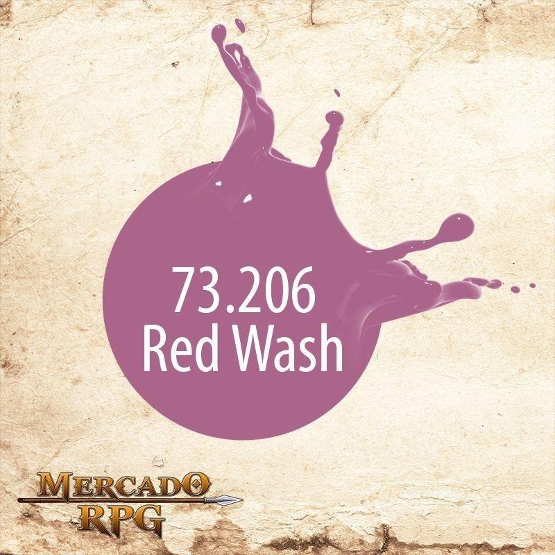 Red Wash 73.206  - Mercado RPG