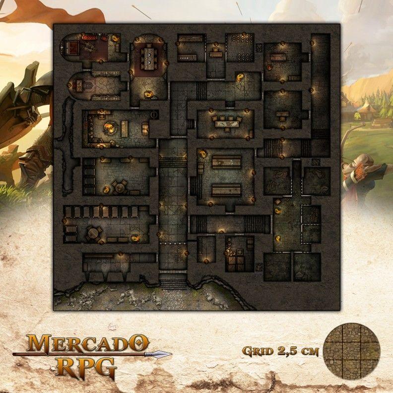 Reduto dos Duques  - Mercado RPG