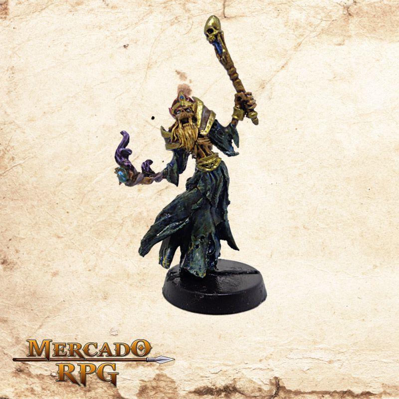 Rei Magus  - Miniatura RPG  - Mercado RPG