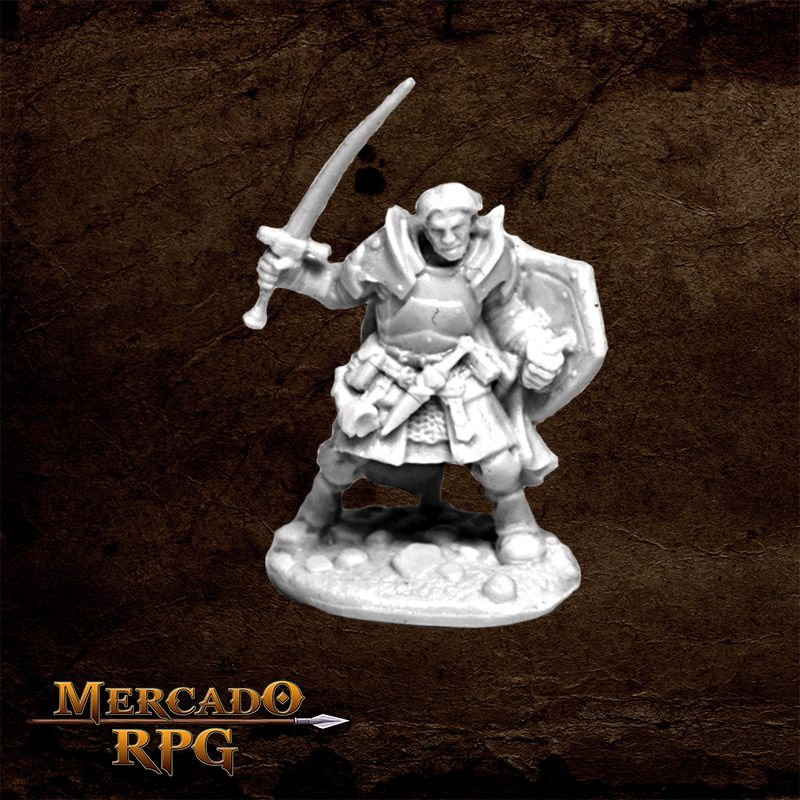Rheagar, Male Fighter   - Mercado RPG