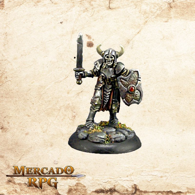 Rictus the Undying - Miniatura RPG