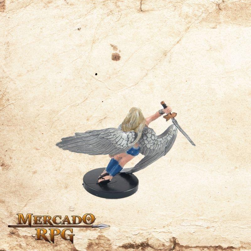 Rikka, Angelic Avenger - Com carta  - Mercado RPG