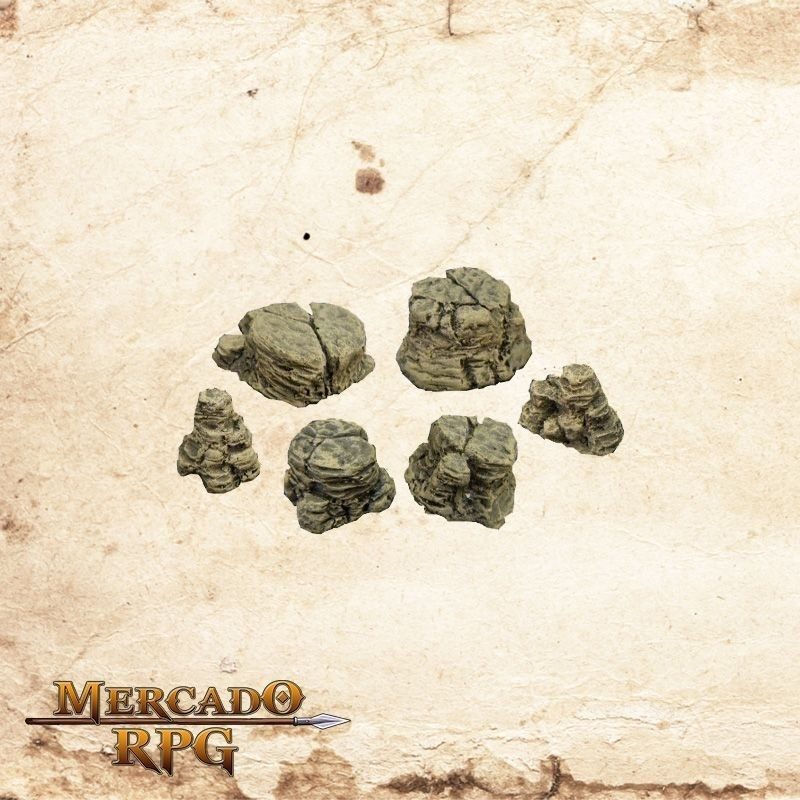 Rochas  - Mercado RPG