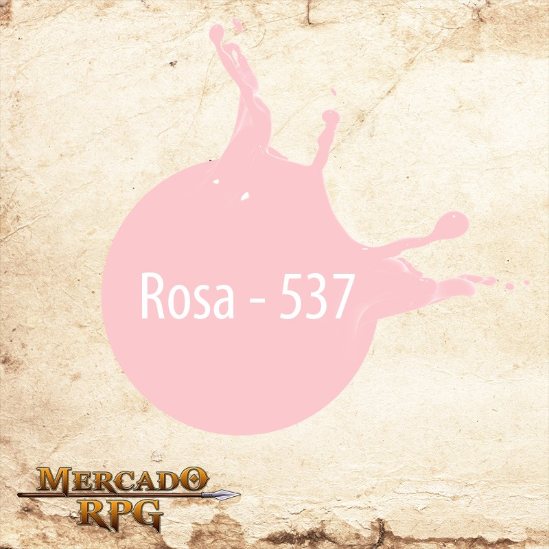 Rosa - 537 - RPG  - Mercado RPG