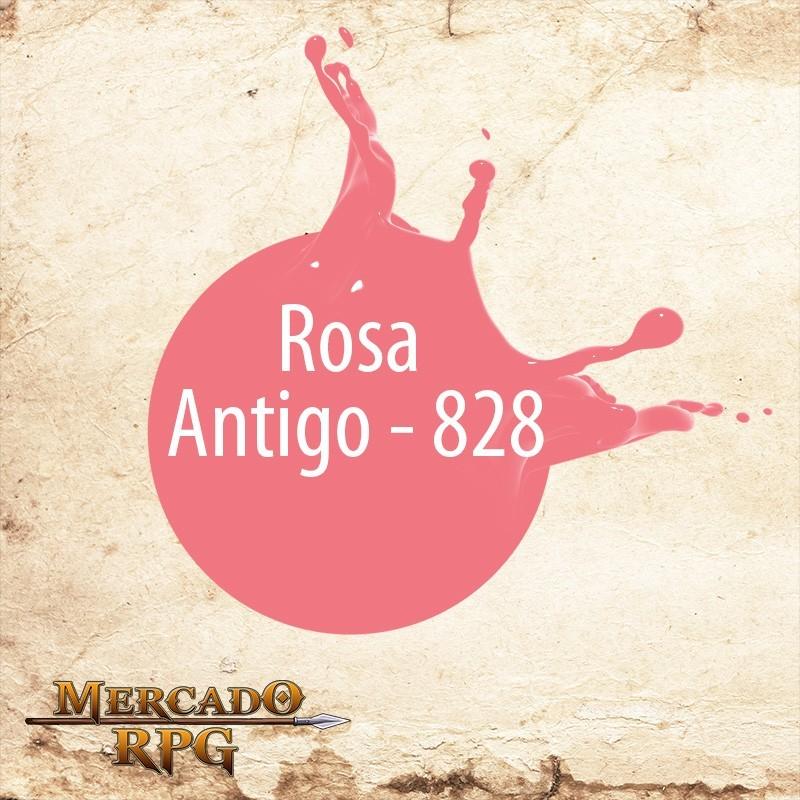 Rosa Antigo 828 - Tinta Acrílica Fosca Nature Colors 60ml - Acrilex - RPG