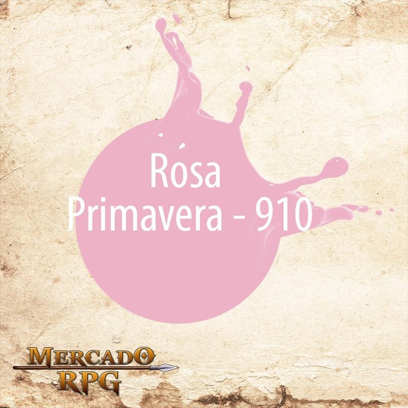 Rosa Primavera - 910 - RPG  - Mercado RPG