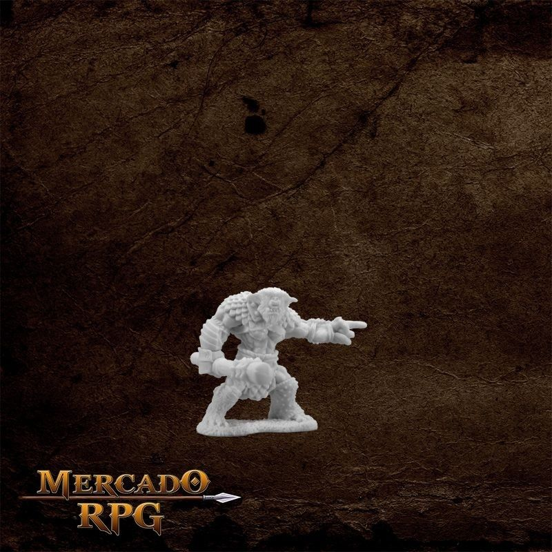 Rugg, Bugbear Leader  - Mercado RPG