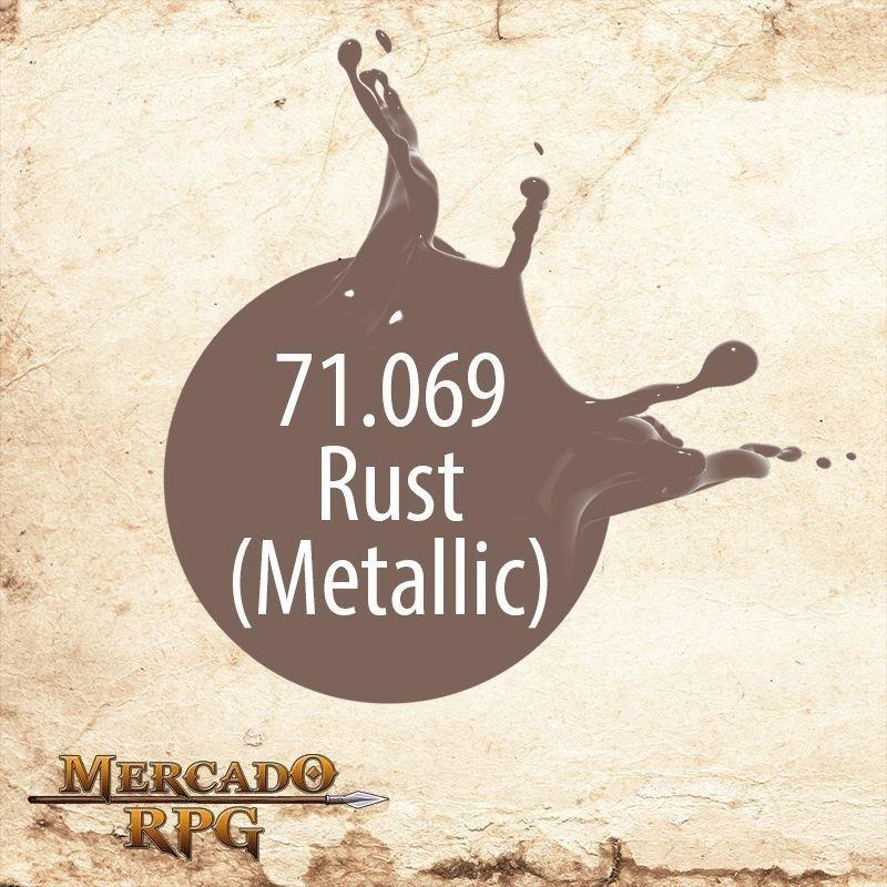 Rust (Metallic) 71.069  - Mercado RPG