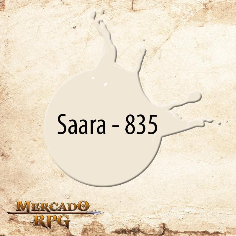 Saara 835 - Tinta Acrílica Fosca Nature Colors 60ml - Acrilex - RPG