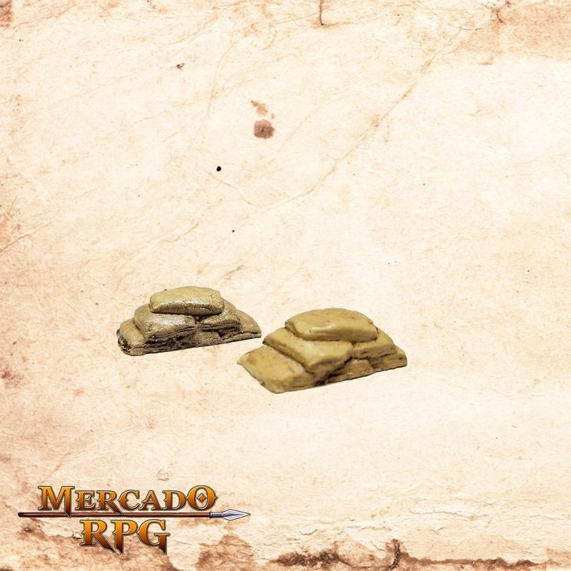 Sacas fechadas  - Mercado RPG