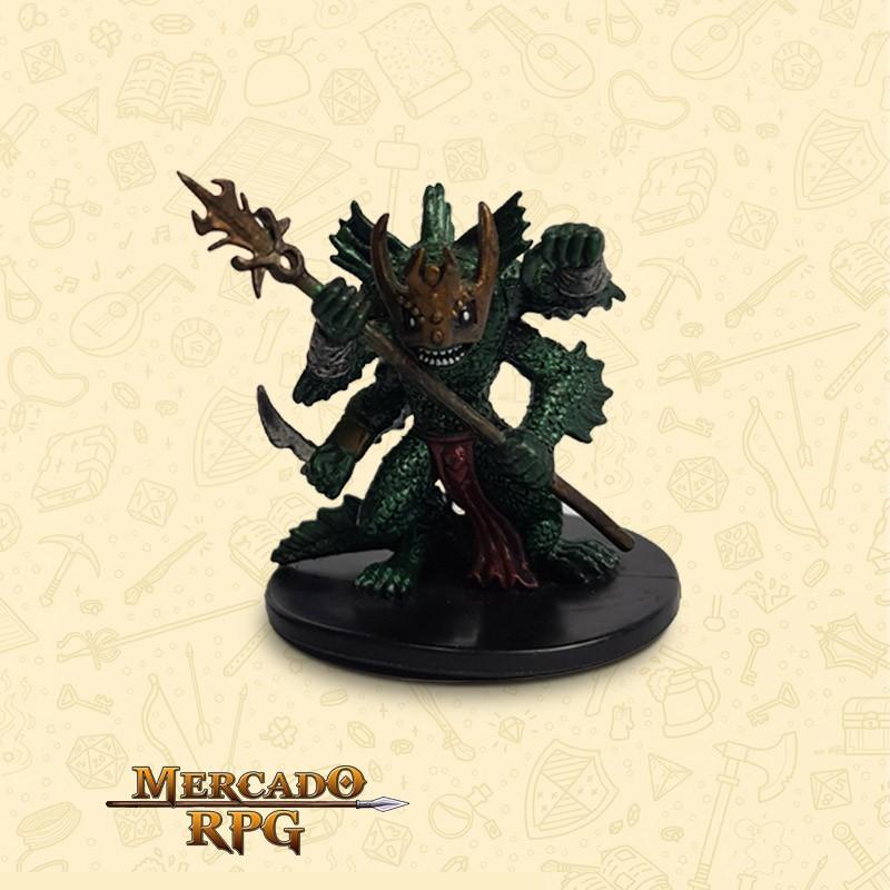 Sahuagin Baron - Miniatura D&D - RPG