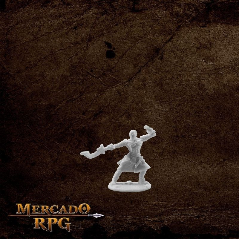 Sajan, Iconic Monk  - Mercado RPG