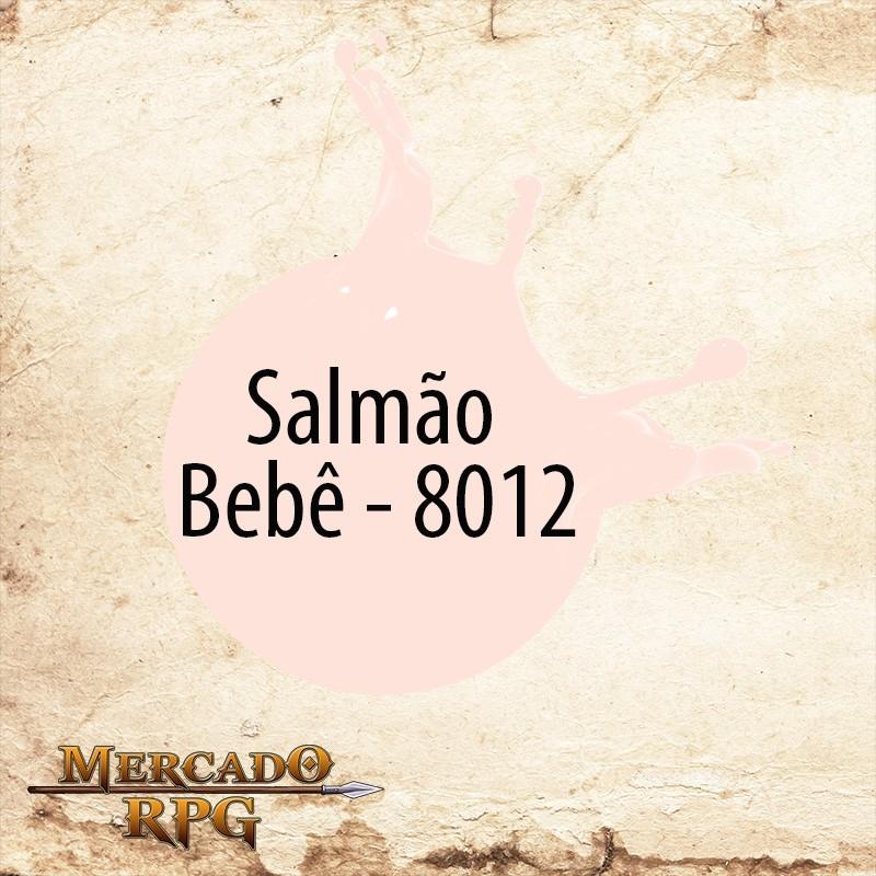 Salmão Bebê 812 - Tinta Acrílica Fosca Nature Colors 60ml - Acrilex - RPG