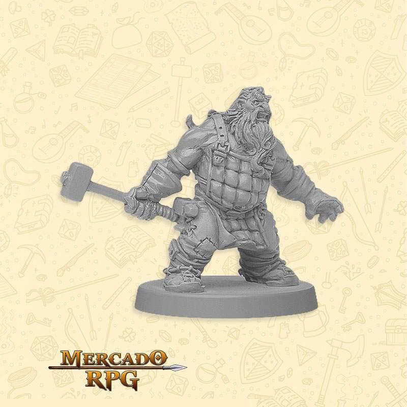 Samson - Miniatura RPG
