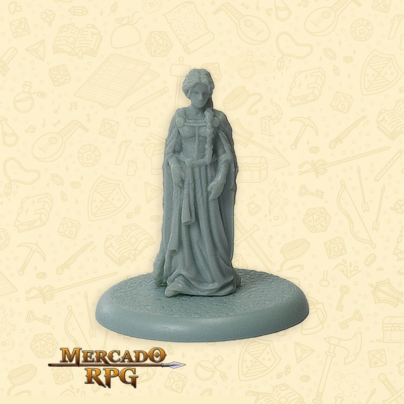 Sansa Stark - Song of Ice and Fire - Miniatura RPG