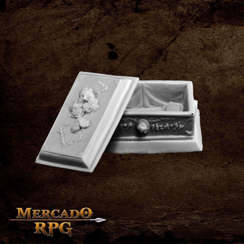 Sarcophagus  - Mercado RPG