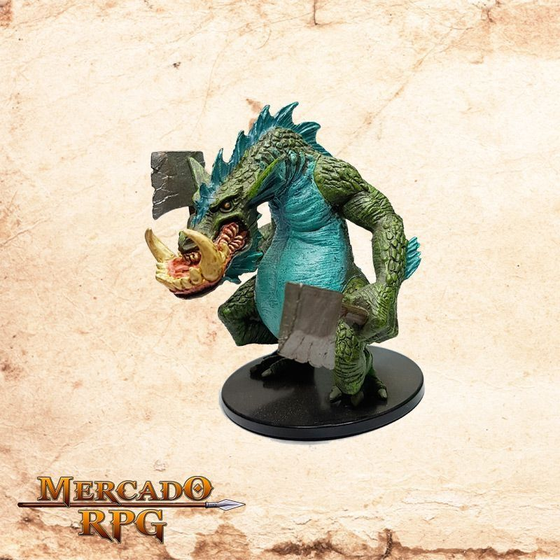 Sea Troll  - Mercado RPG