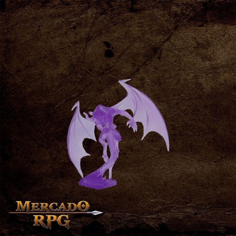 Shadow Demon - Miniatura RPG  - Mercado RPG