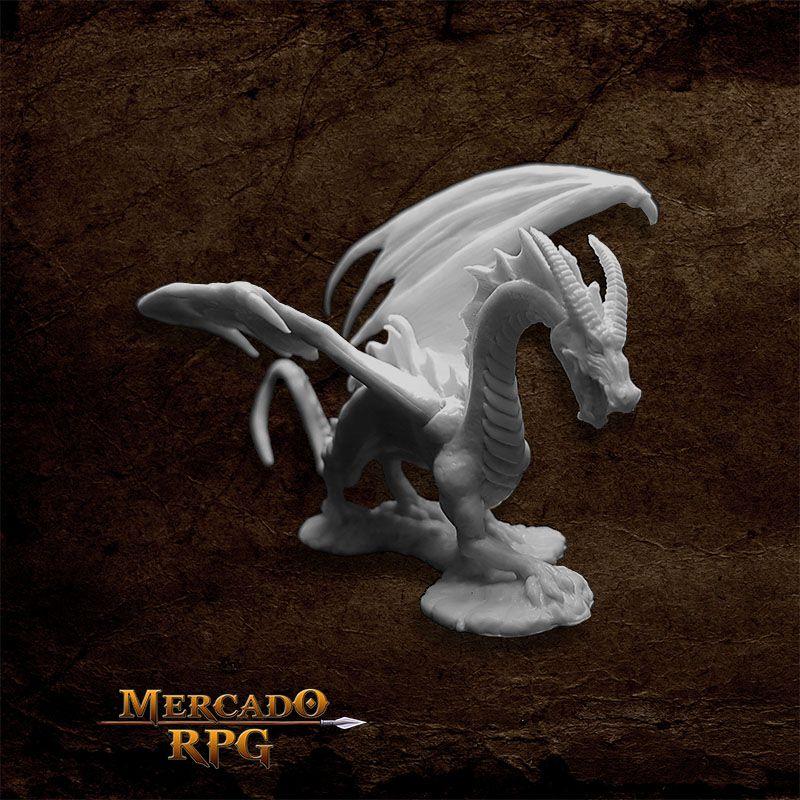 Shadow Dragon - Miniatura RPG  - Mercado RPG