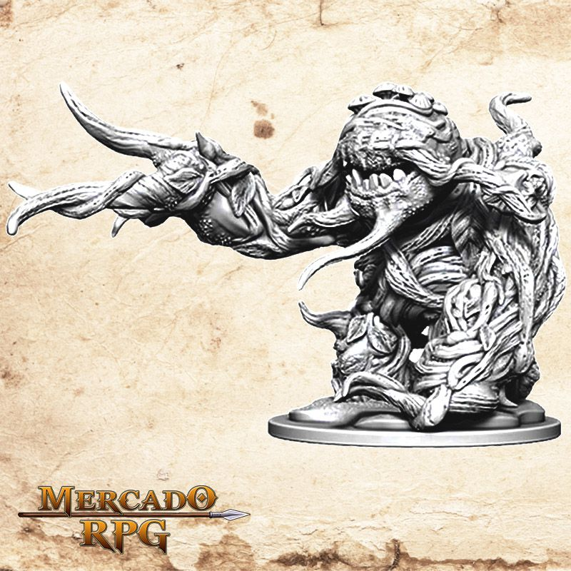 Shambling Mound  - Mercado RPG