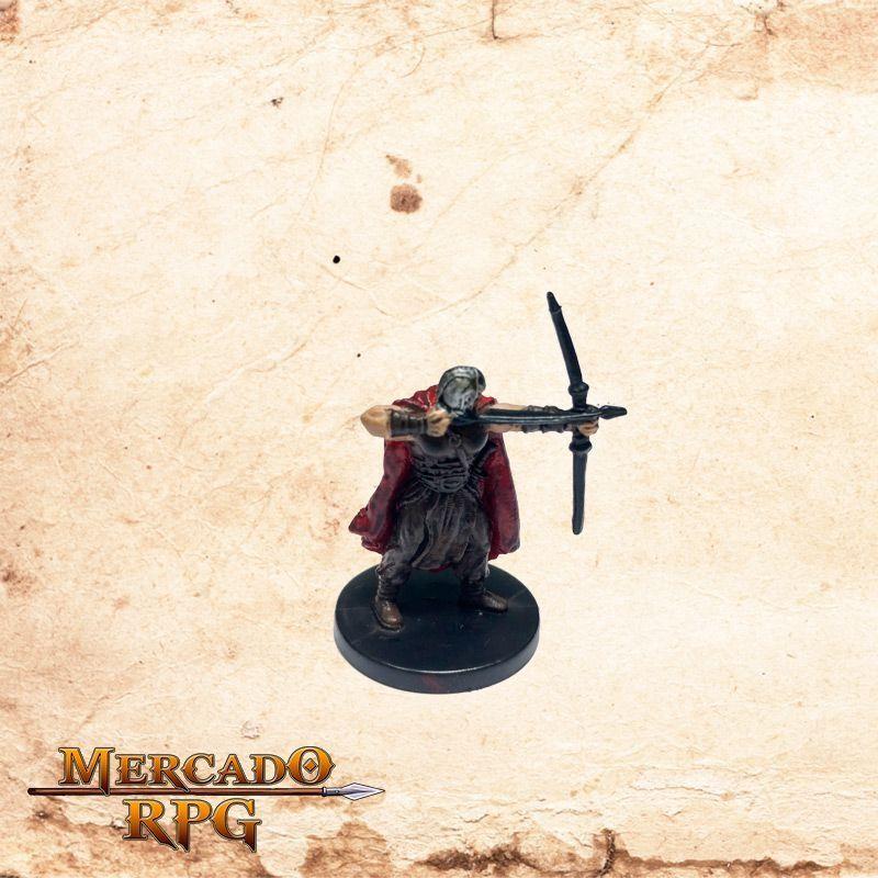Sharn Redcloak - Com carta  - Mercado RPG