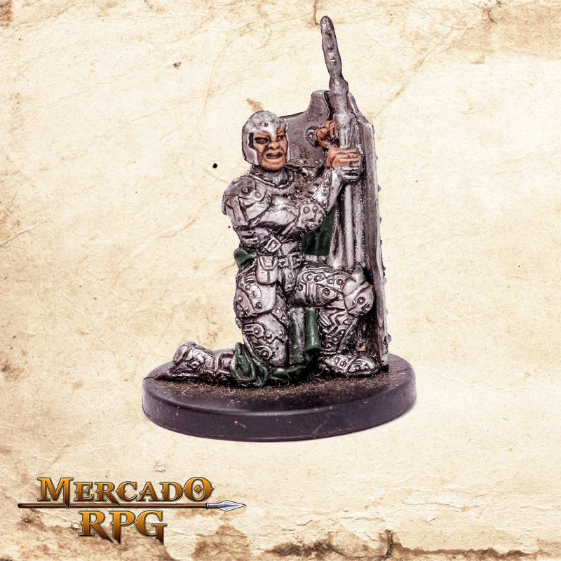 Shieldwall Soldier  - Mercado RPG