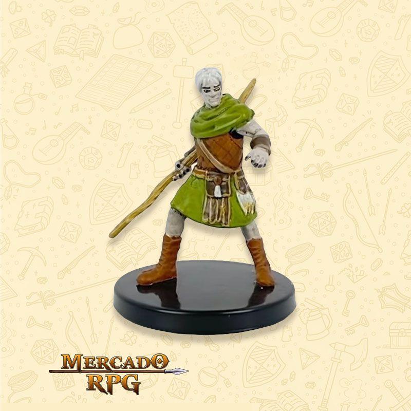 Shifter Druid - Miniatura RPG