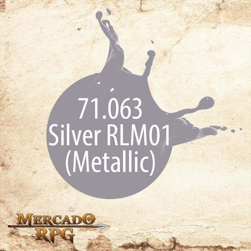 Silver RLM01 (Metallic) 71.063  - Mercado RPG