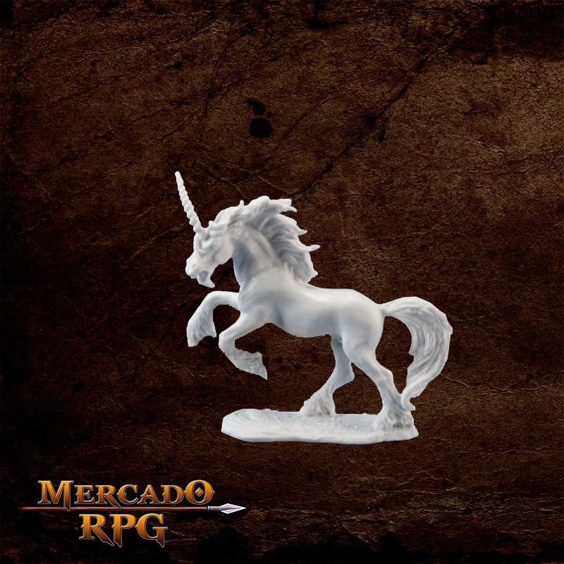 Silverhorn, Unicorn  - Mercado RPG