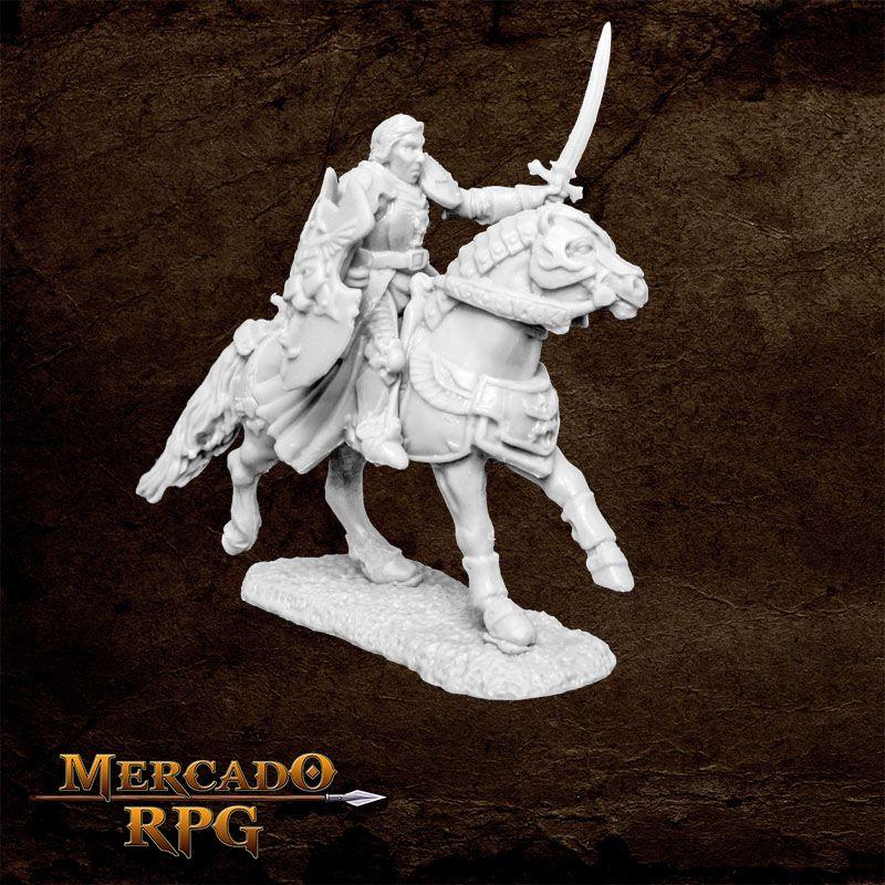 Sir Danel, Mounted Crusader