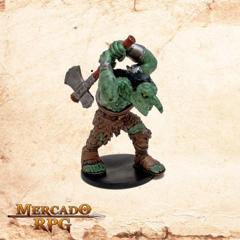 Skalmad the Troll King - Com carta  - Mercado RPG