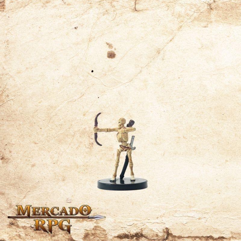 Skeletal Archer - Com carta  - Mercado RPG