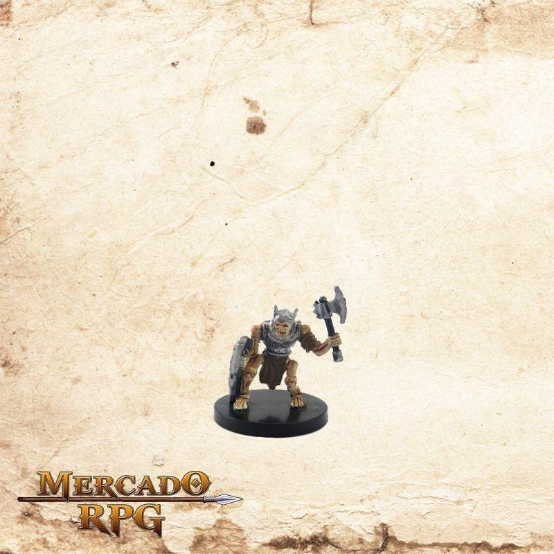 Skeletal Dwarf - Com carta  - Mercado RPG