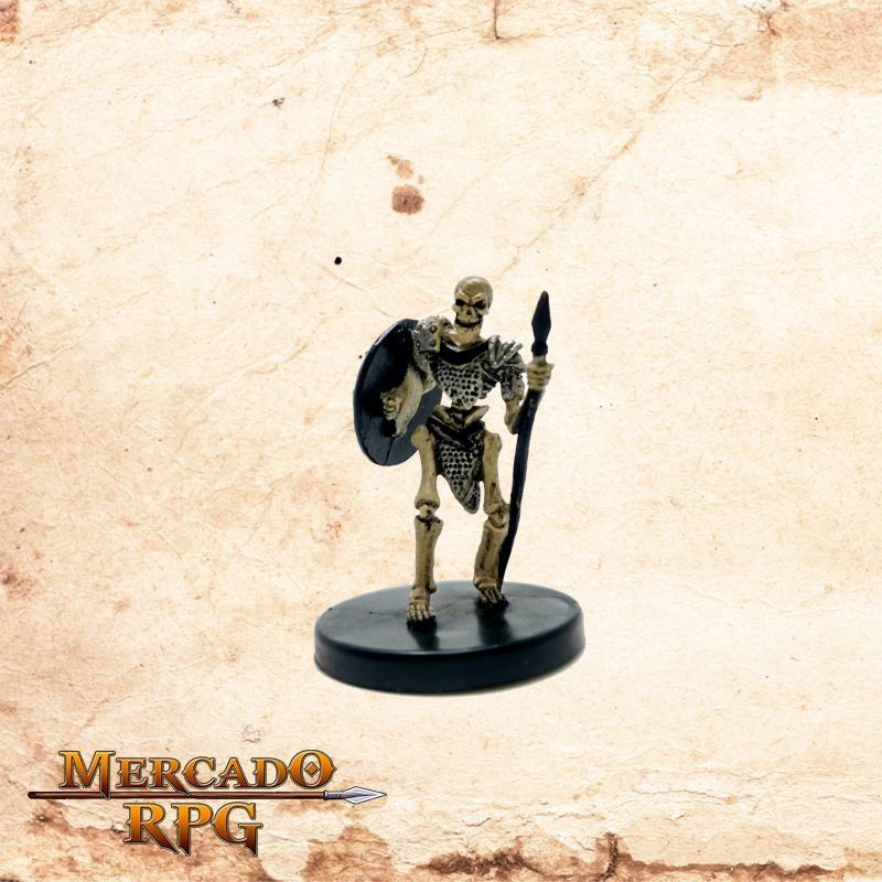 Skeletal Legionnaire - Sem carta  - Mercado RPG